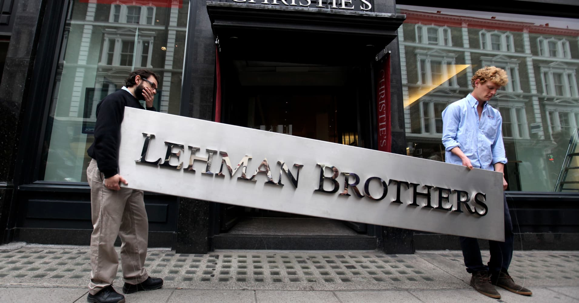Investors who bought into the teeth of the Lehman crisis are up 130%