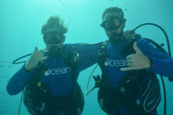 4Ocean co-founders Alex Schulze and Andrew Cooper