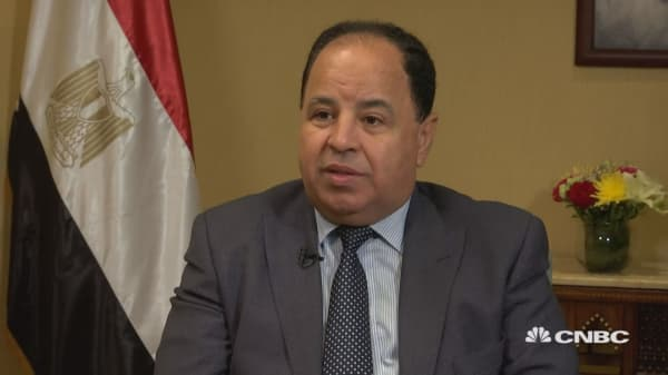 Egypt Can Handle Emerging Market Turmoil To A Limit