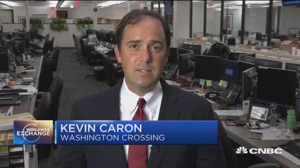 Kevin Caron talks emerging markets