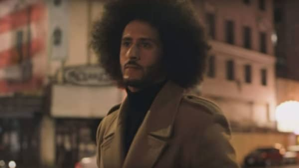 Nike releases TV ad featuring Colin Kaepernick