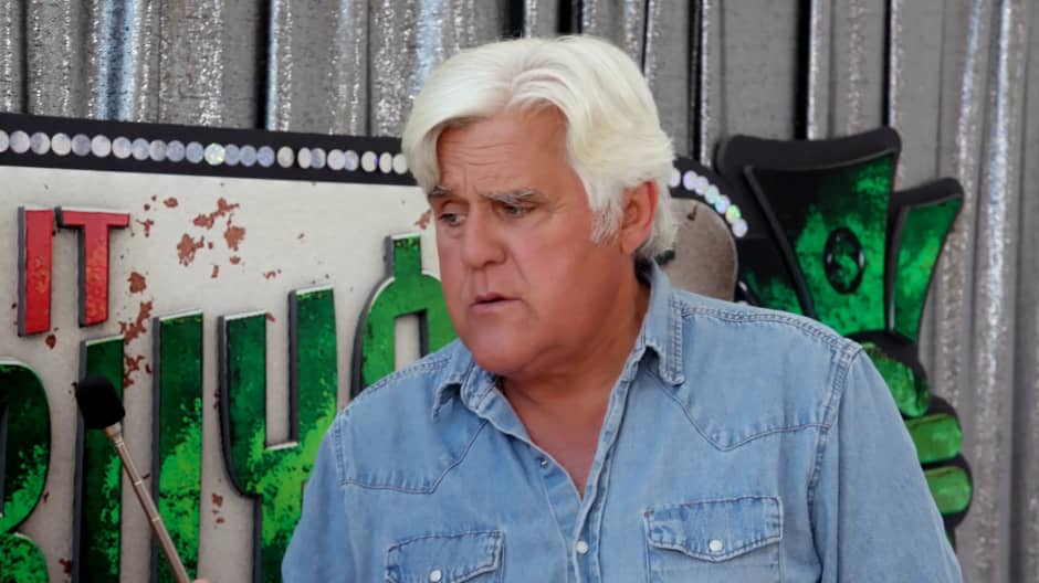 Jay Leno: This is why you should live a debt-free life