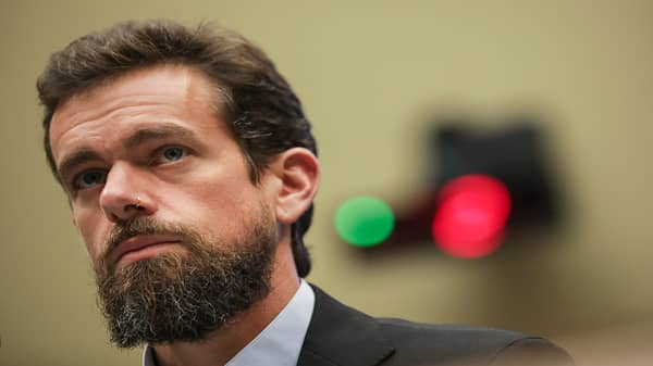 Jack Dorsey: Bias in algorithms a rather new research area