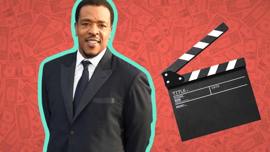 Actor Russell Hornsby on saving money: 'Grandma always had money'
