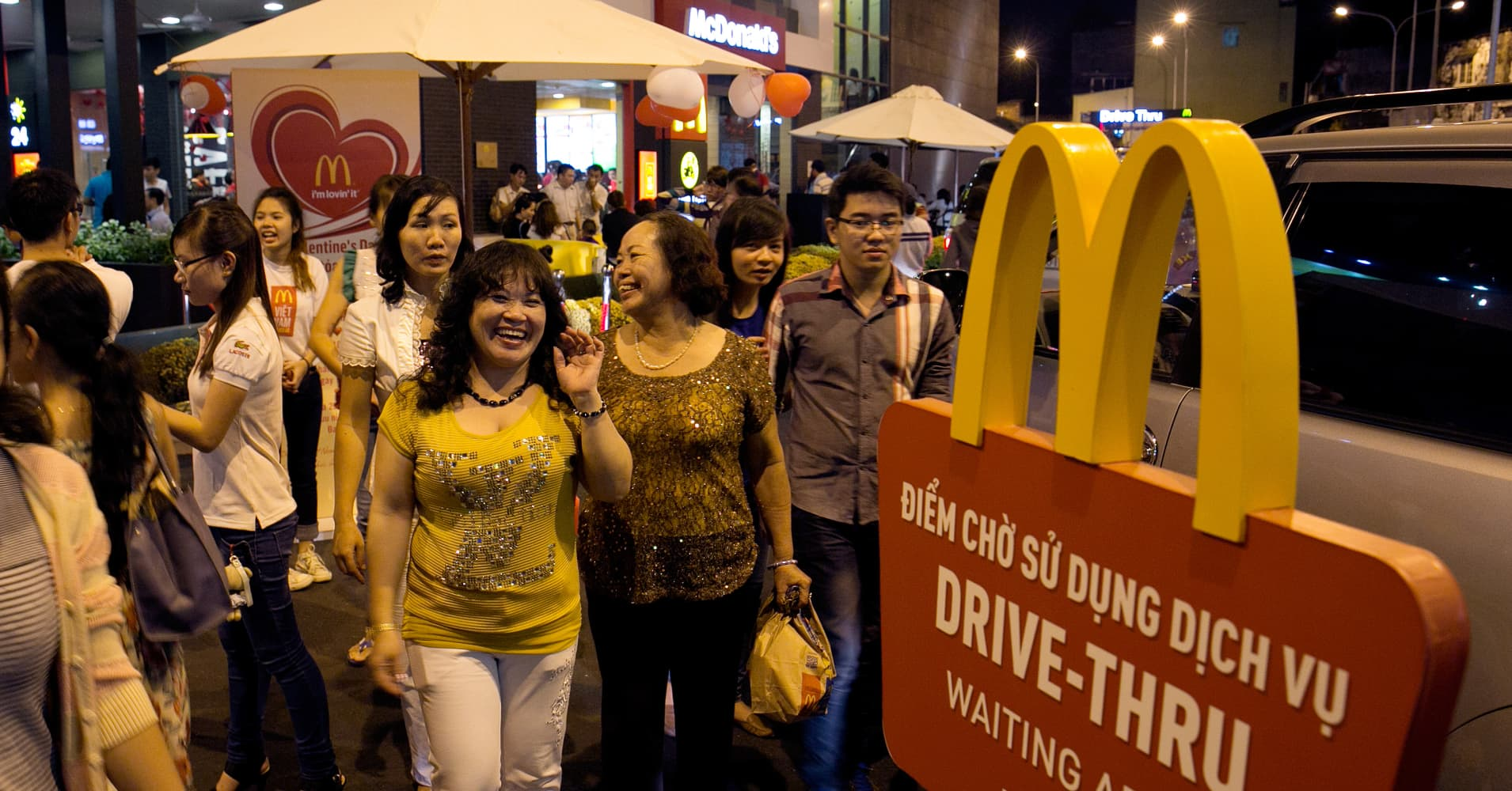 Why McDonald's and Burger King flopped in Vietnam