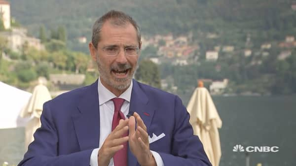 Ambrosetti chief: No dysfunctional government in Italy