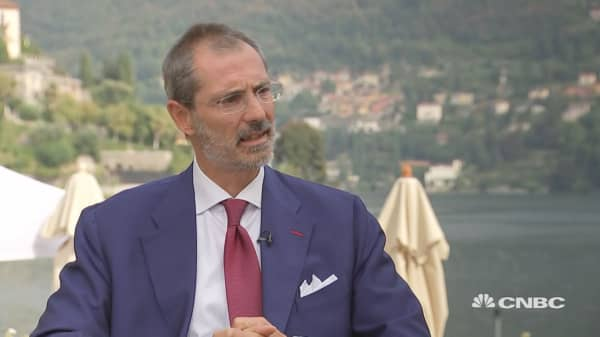 Ambrosetti chief: Investing long-term doesn't get you votes tomorrow