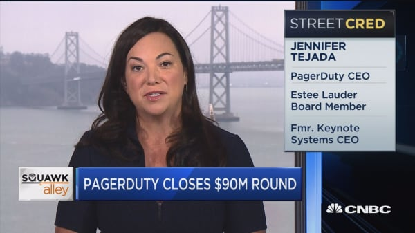 PagerDuty CEO on cloud computing, cybersecurity and diverse leadership