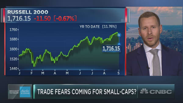 One unexpected corner of the market could fall victim to trade tensions
