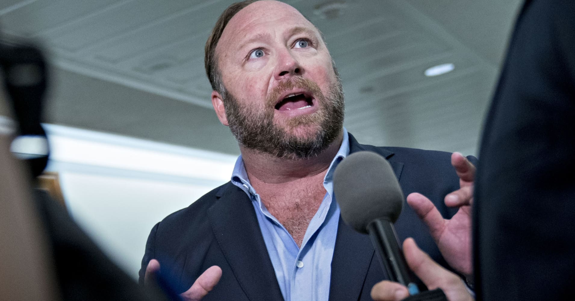 YouTube's Project Bean could have brought a big pay out for Alex Jones