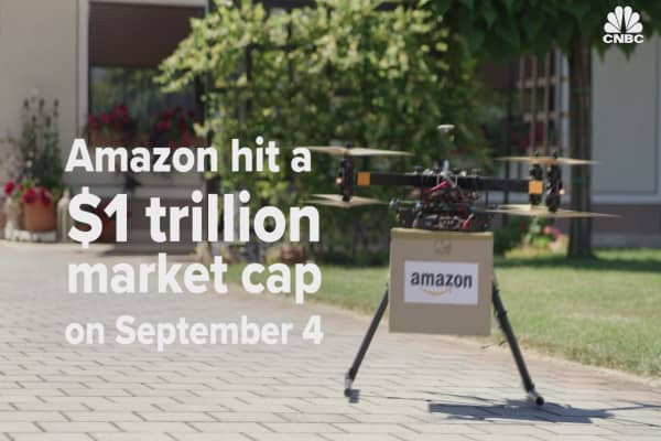 These 21 major retailers are worth less than Amazon… combined
