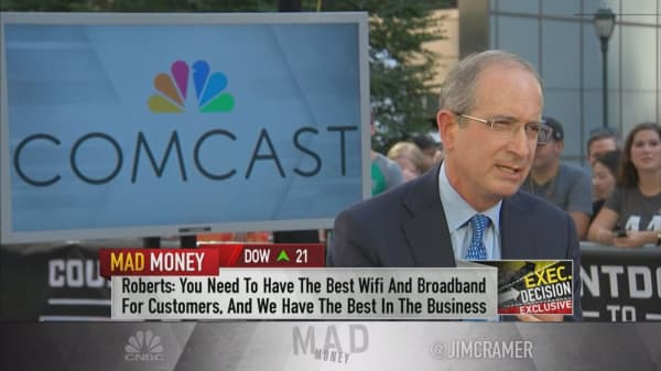 Biggest disappointment on Fox deal fallout was what it said about Comcast: Brian Roberts