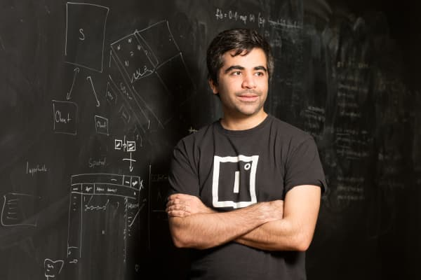 Improbable Co-Founder and CEO Herman Narula