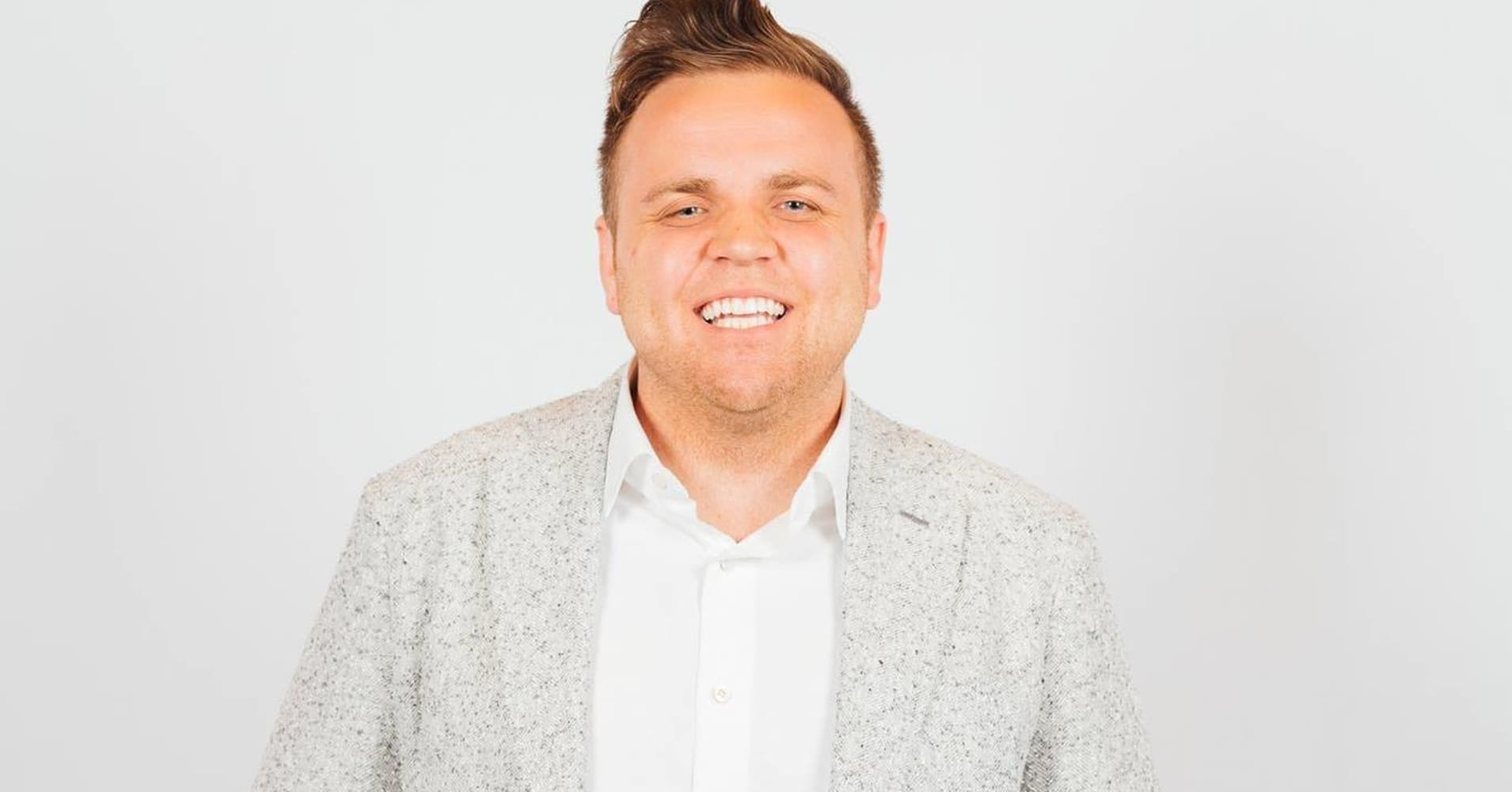 Jeremy Adams, co-founder of Unicorn Innovations