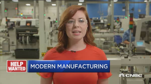 Modern manufacturing companies looking to hire