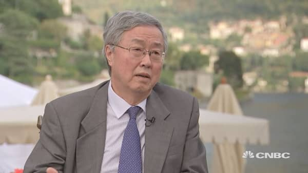 Former PBOC governor on potential trade war, China's economy