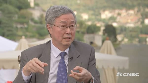 Former PBOC governor: No currency manipulation in China