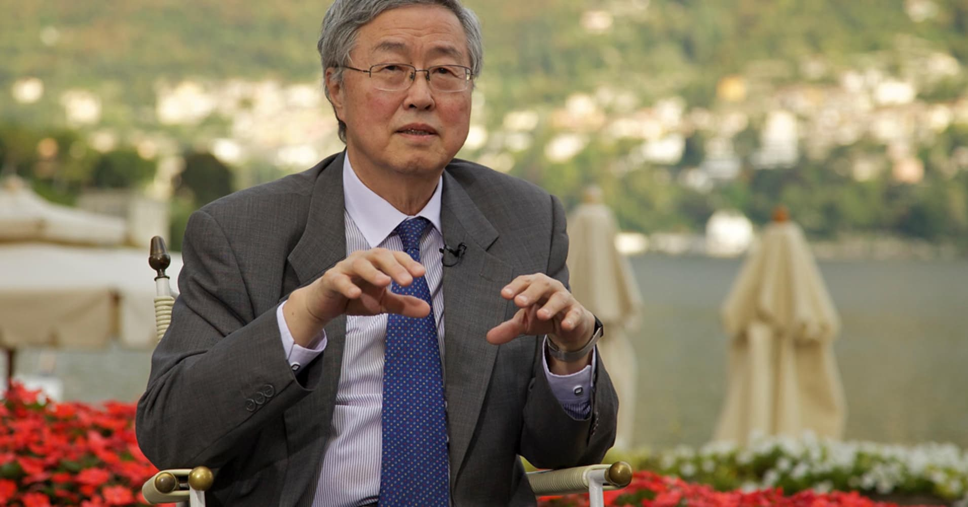 China's stock market is still immature so volatility is to be expected, former PBOC governor says