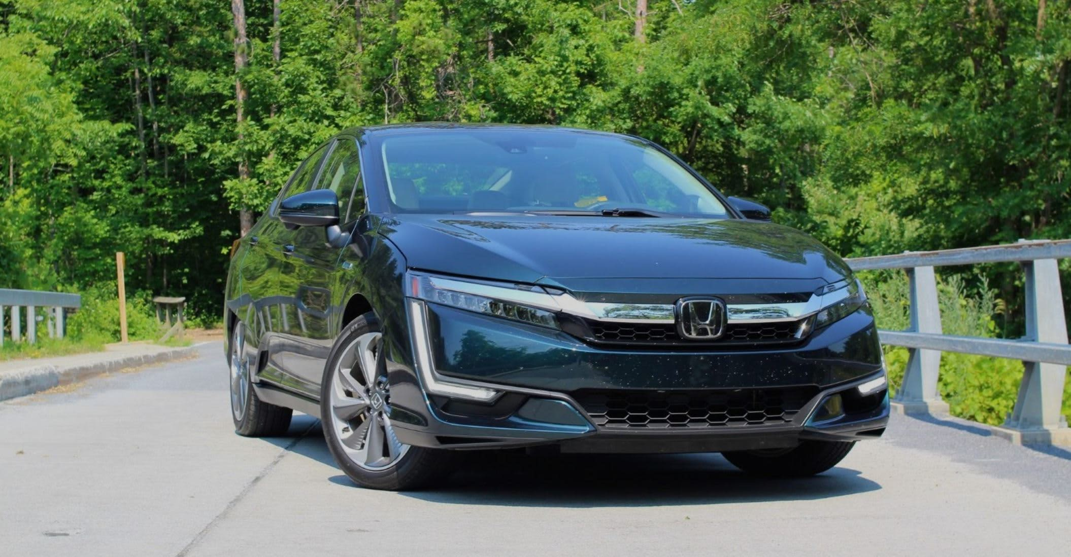 2018 Honda Clarity Review