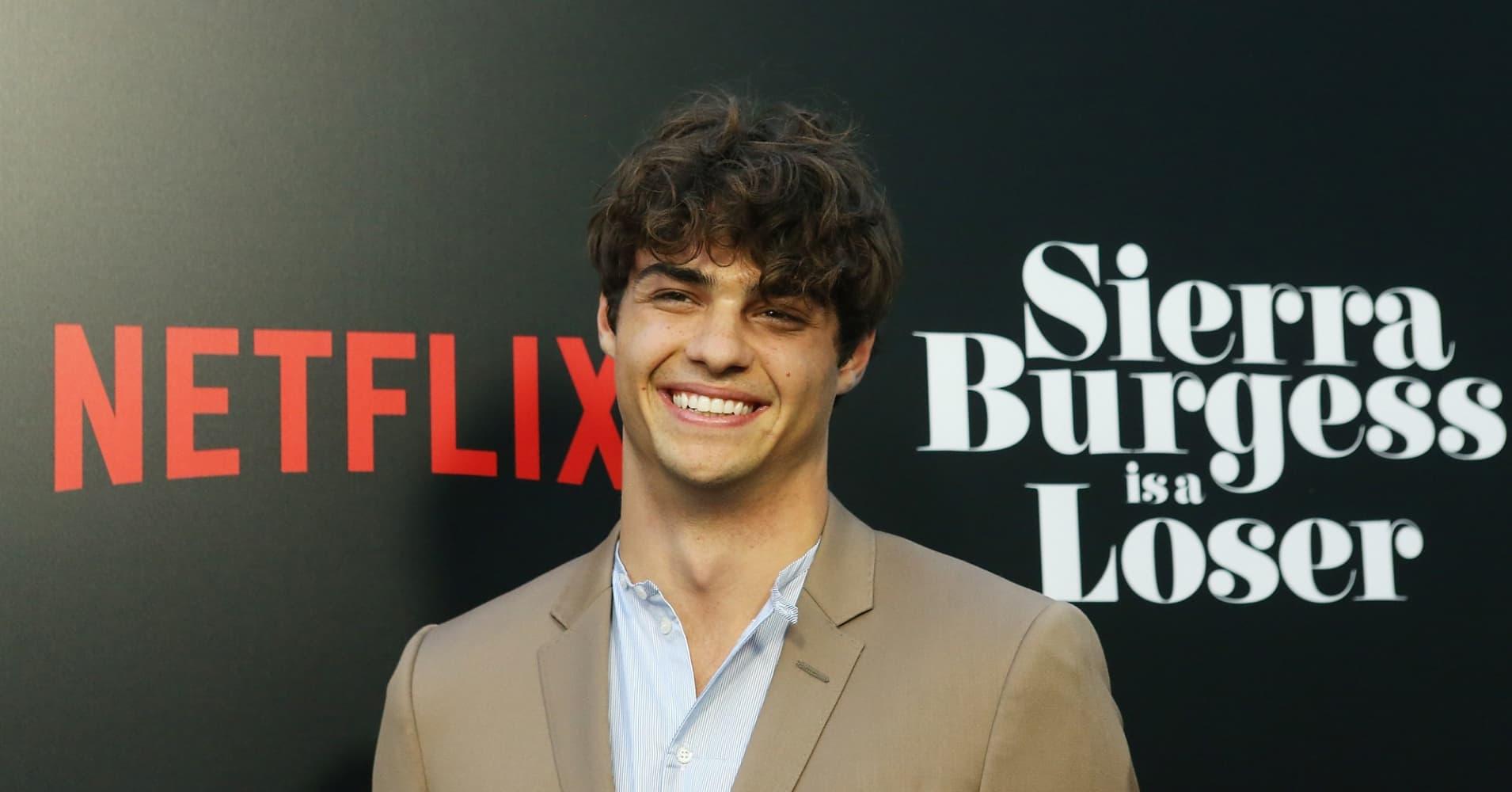Actor Noah Centineo