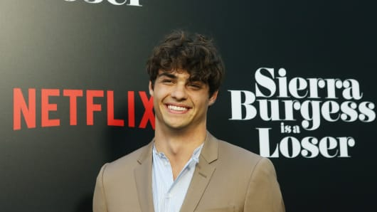 Actor Noah Centineo
