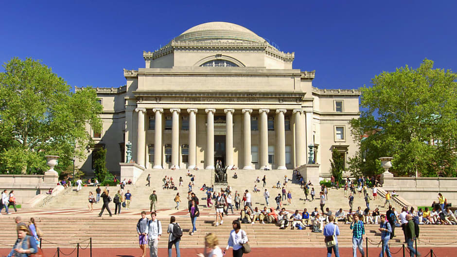 These are the 6 top universities in the US