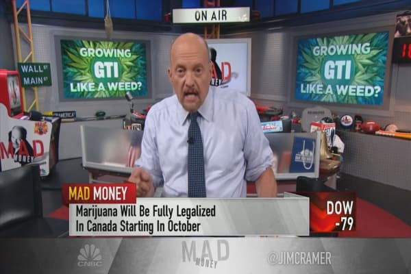 Sorry, Elon—these days, only 50% of marijuana is smoked, GTI CEO says