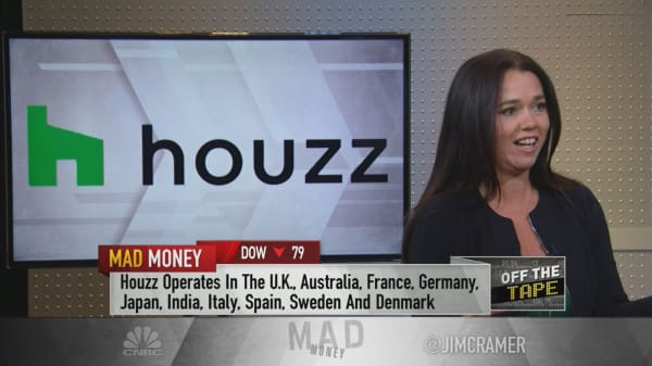 CEO: Houzz has $1.2 trillion opportunity in North America & Europe