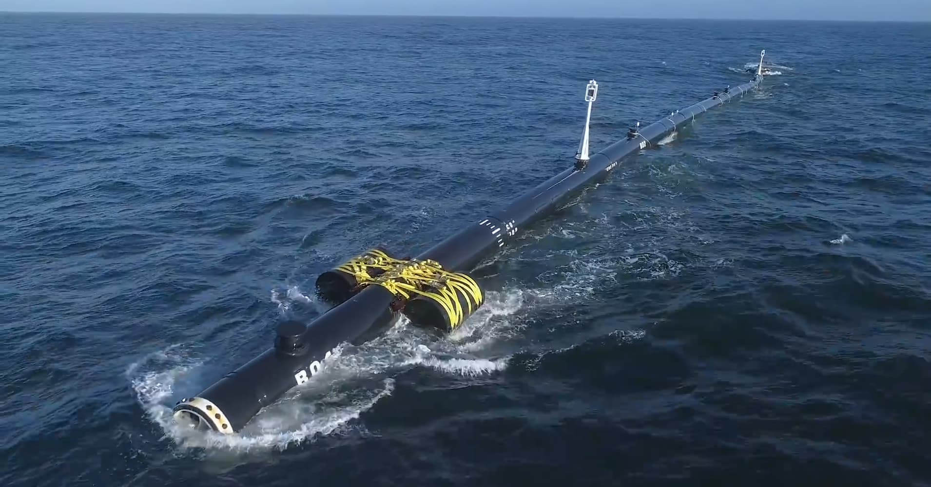 The Ocean Cleanup is launching a giant plastic catcher to sea to clean up  1 8 trillion pounds of trash