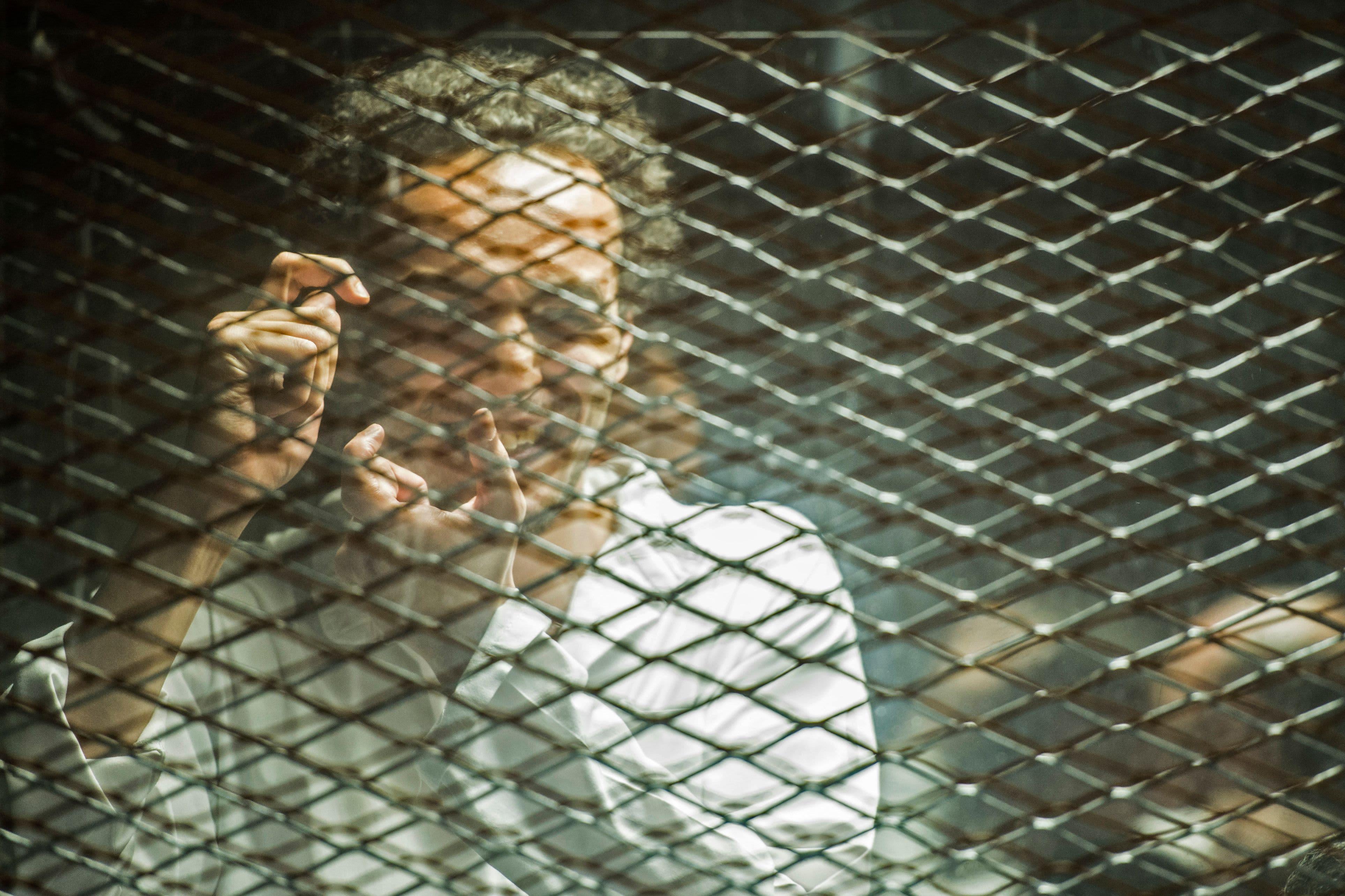 photo Egypt jail
