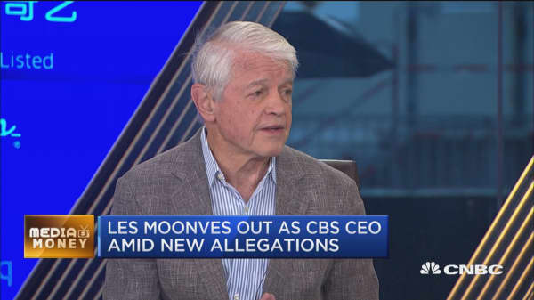 Les Moonves will end up getting nothing on exit, says expert