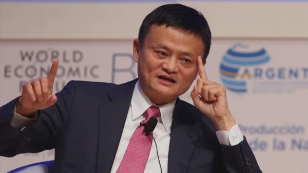 Jack Ma Succession Plan At Alibaba Daniel Zhang To Become Chairman
