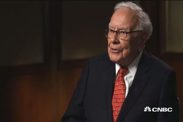 Warren Buffett on lessons learned from the 2008 financial crisis