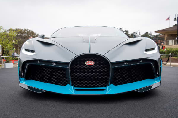 Photos Bugatti Divo Hypercar Sold Out In One Day