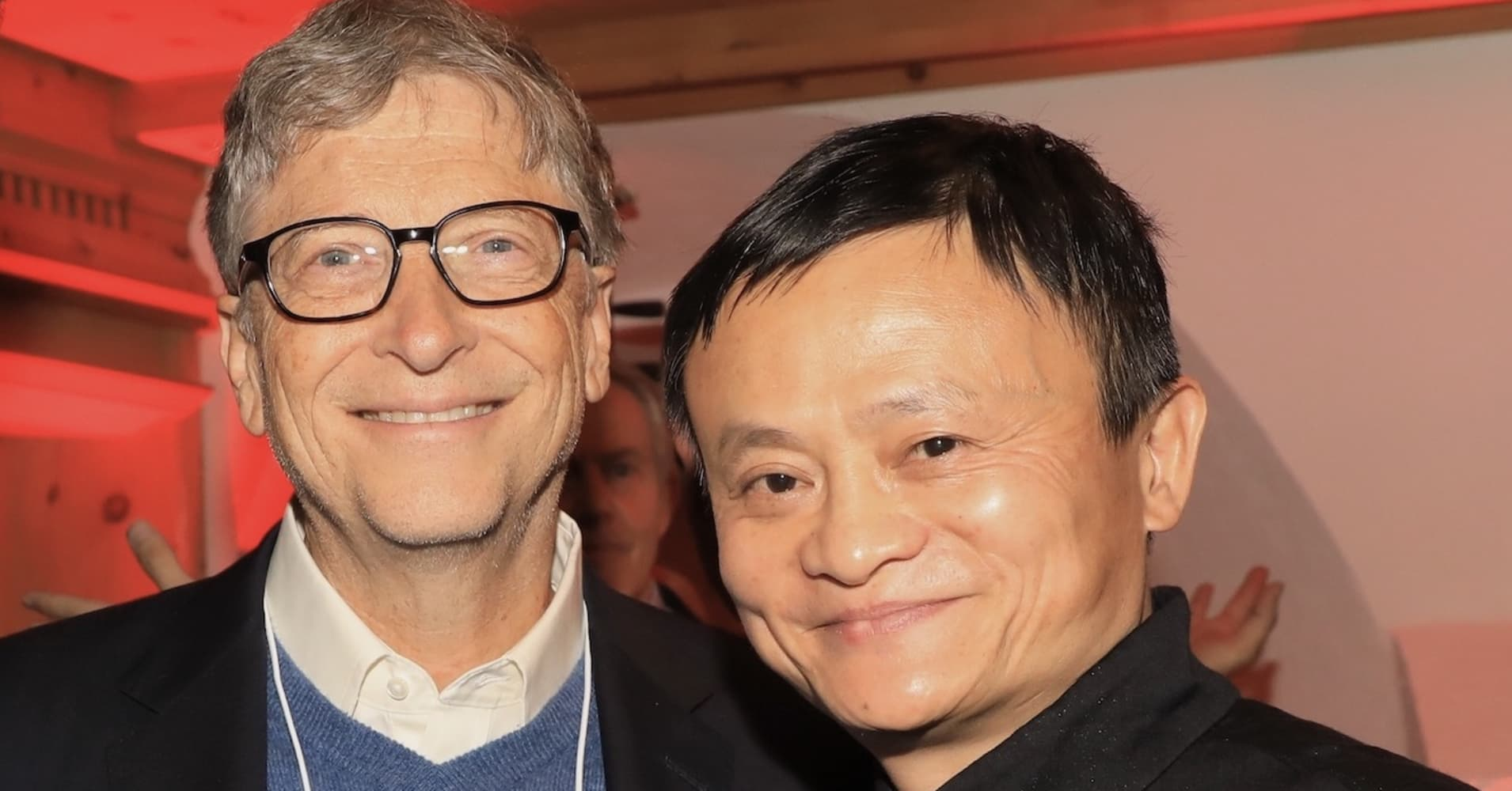 Alibaba S Jack Ma I Will Do This One Thing Better Than Bill Gates