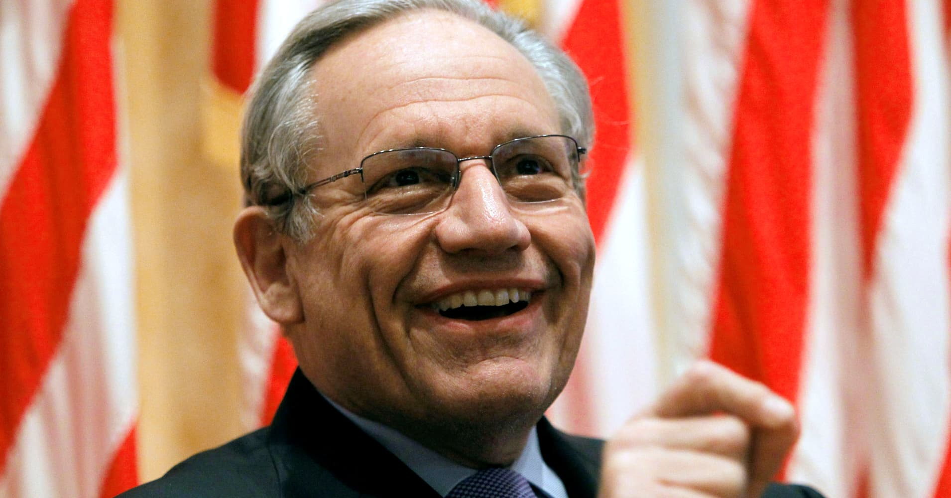 Bob Woodward's 'Fear' sells 750,000 copies in 1st day, breaks Simon & Schuster's pre-order sales record