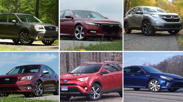 Here are the 6 best cars for first-time buyers, according to Consumer Reports