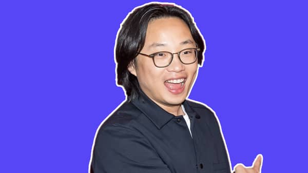 How 'Crazy Rich Asians' star Jimmy O Yang looks at money