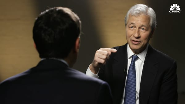 JPMorgan CEO Jamie Dimon details how the 2008 financial crisis unfolded