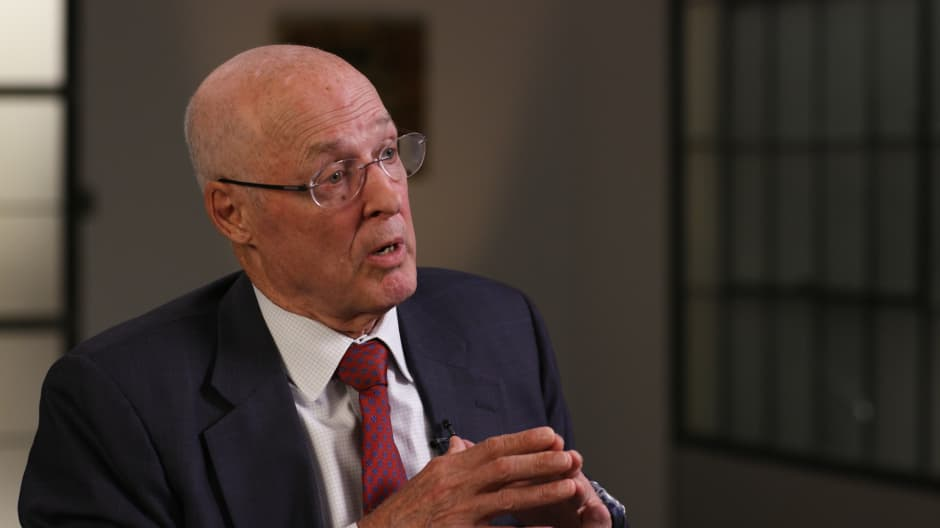 Watch former Treasury Secretary Hank Paulson reflect on the 2008 financial crisis