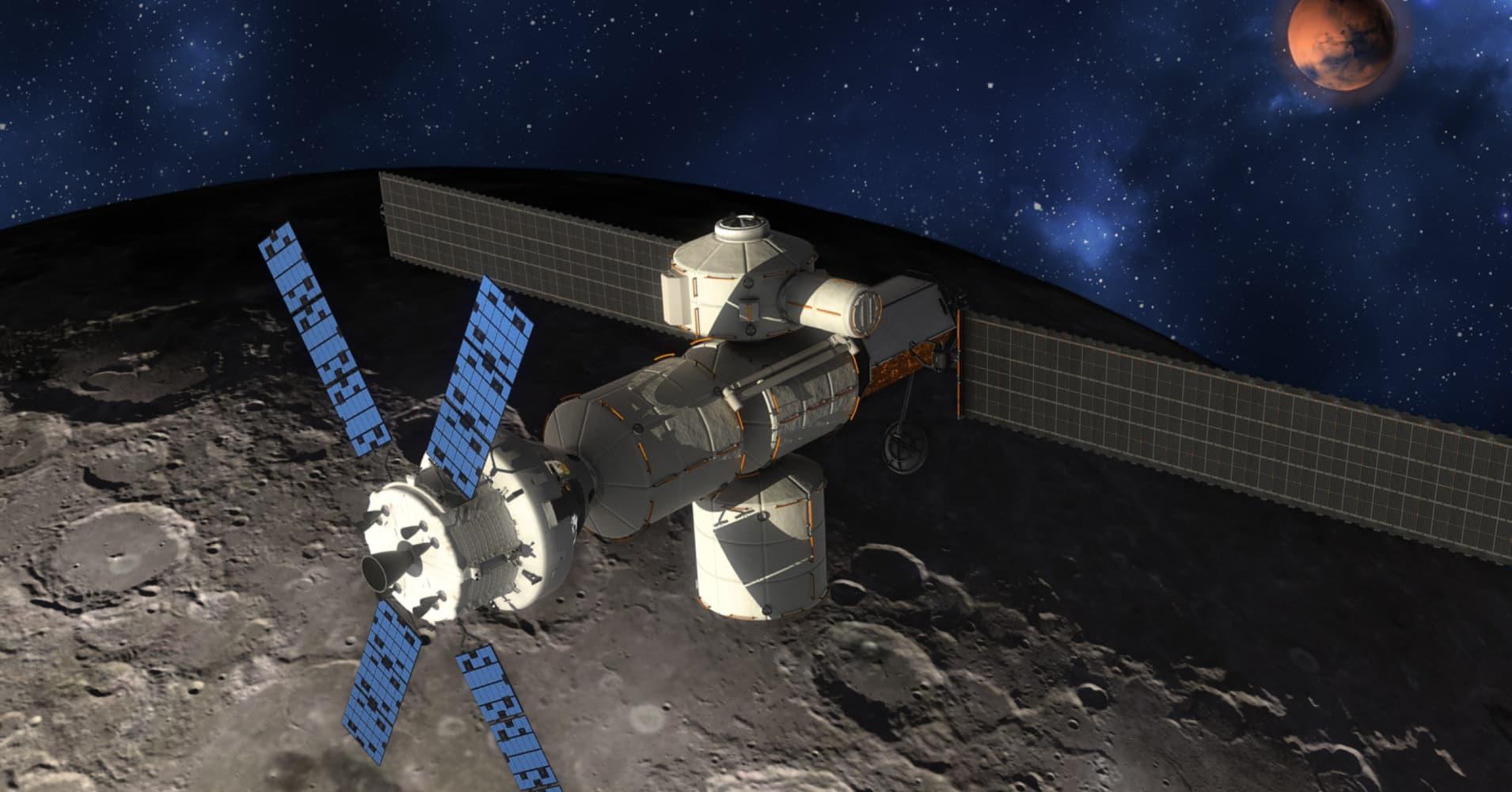 lunar deep space - photo #12