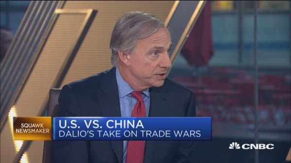 Size of tariffs not a big deal to Chinese economy but nature of US relationship is, says Ray Dalio