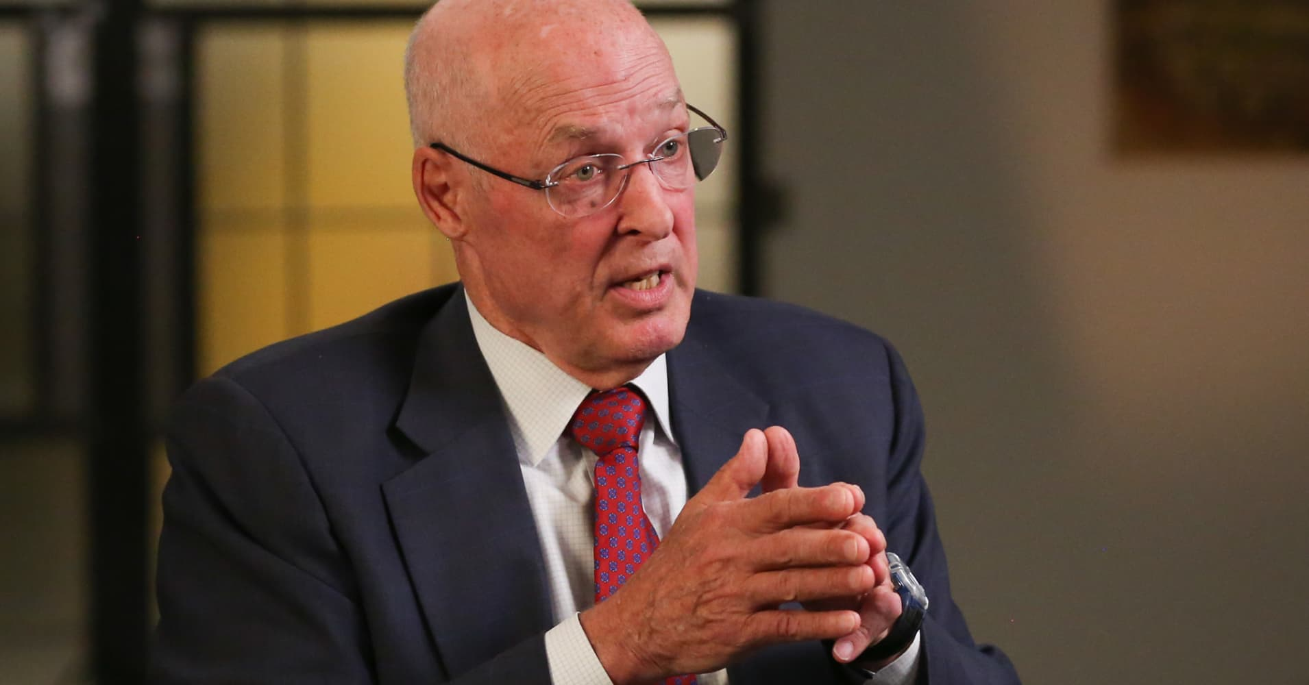 'Economic Iron Curtain' looms for US and China, former Treasury chief Paulson says