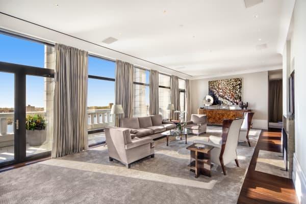 Look inside media mogul's $22 million NYC penthouse