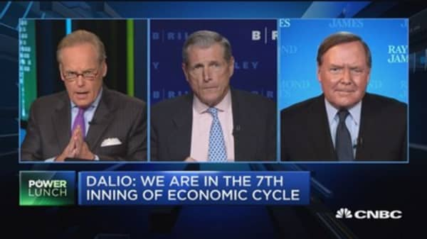 Expert says Dalio's outlook on next debt crisis revolves around disparity of wealth, global and European debt