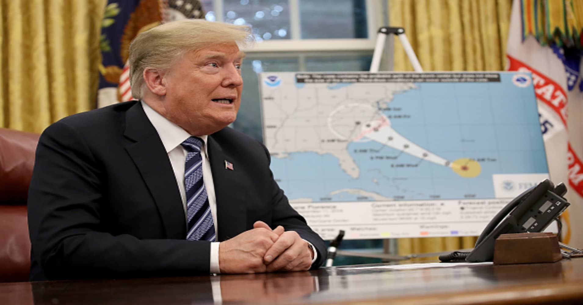 Trump: Puerto Rico response 'incredible unsung success'