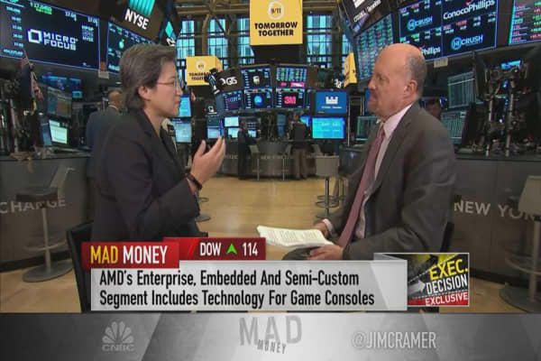 AMD CEO describes key gaming partnerships with Sony, Microsoft: We're helping them with their 'secret sauce'