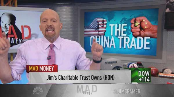Stocks tied to China may be signaling end to trade war