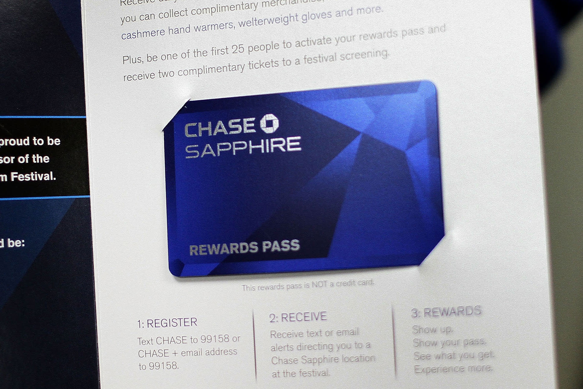 Jp Morgan Bets That Sapphire Card Fans Will Sign Up For Bank Accounts