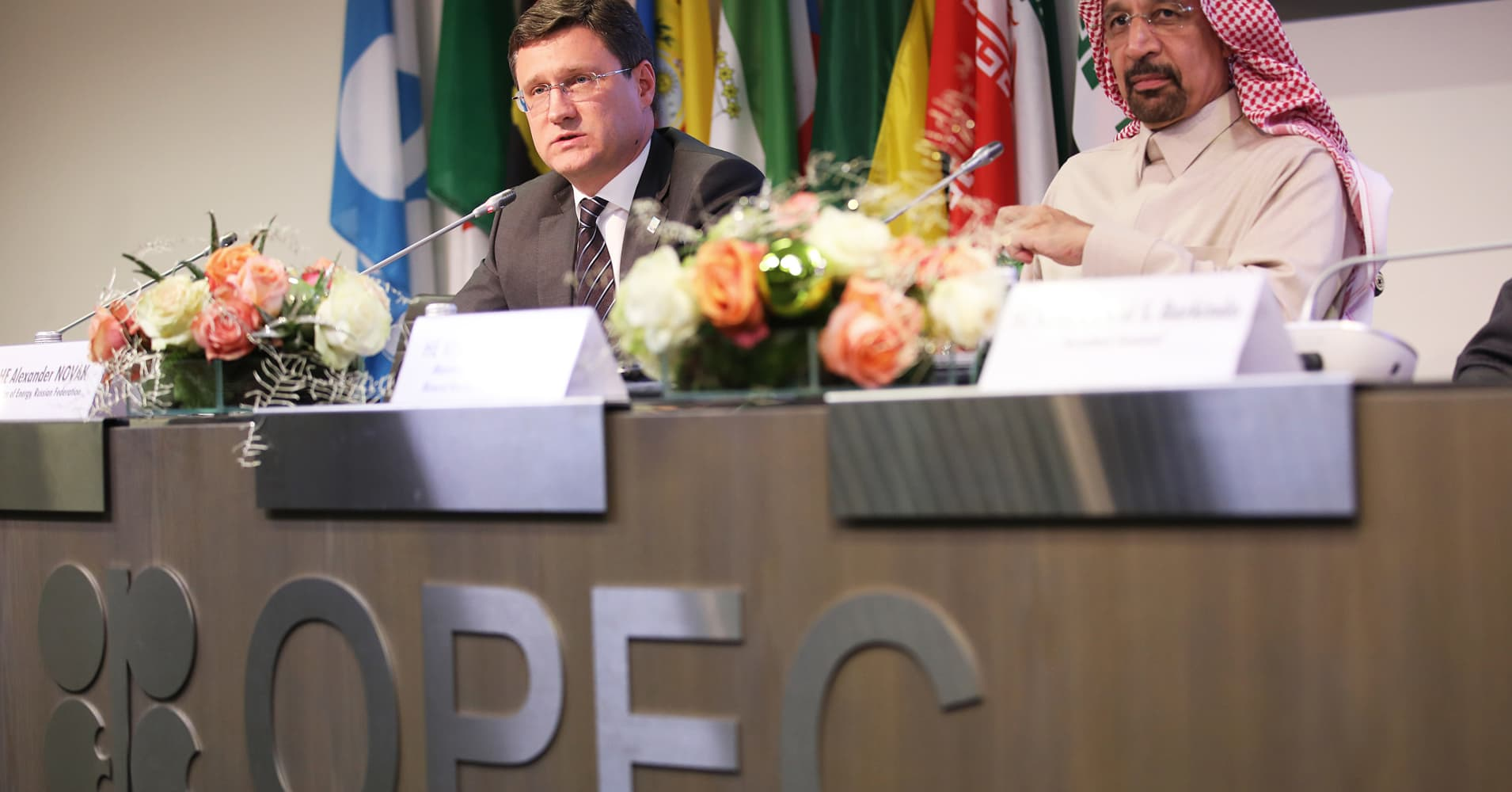 Here's exactly how much oil OPEC members and allied nations intend to cut in 2019